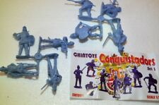 Chintoys Spanish Conquistadors Set 1 54MM 1/32 Toy Soldiers
