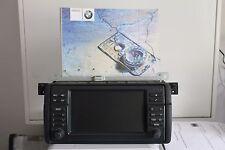 BMW E46 Monitor Bordmonitor CC Widescreen Navi Navigation BC TV 16:9