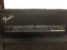 Fender M80 Chorus Guitar Amplifier Head 80's Rock