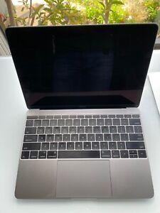 Apple MacBook A1534 12 inch Laptop - MF855LL/A (Early 2015)