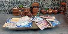 Miniature Maps Set #1 or Set #2 -  Works with Dwarven Forge & DnD D&D