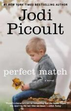 Perfect Match by Jodi Picoult (2003, Trade Paperback, Reprint)