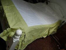 Mary Janes Home 53 x 76 + 19 Full Size Bed Skirt Rn121068