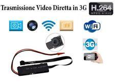 FULL HD 1080P MINI CAMERA SPIA SPY CAM VIDEOSORVEGLIANZA WIFI P2P WIRELESS IP ON