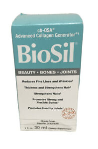 BioSil by Natural Factors ch-OSA Advanced Collagen Generator 1 fl oz (30 ml)