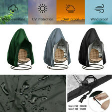 Swing Cover Eggshell Dust Cover Outdoor Garden Hanging Chair Waterproof Cover