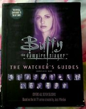 More details for buffy the vampire slayer the watcher's guides complete box covers all  7 seasons