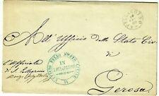 G300-LOMBARDIA, FRANCHIGIA, DA SAN PELLEGRINO A GEROSA, 1869