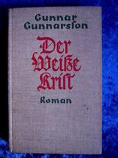 """la bianca Krist ""da Gunnar Gunnarsson (1935)"