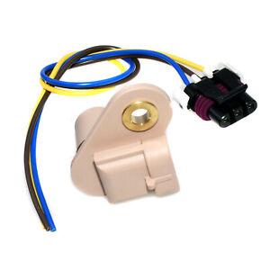 Camshaft Position Sensor W / Electrical Connector Fits GM Hummer Isuzu 12568983
