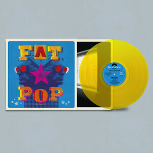 Paul Weller - Fat Pop (Volume 1) - New Yellow Vinyl LP - In Stock