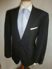 hugo boss grey winter suit james sharp business 2 piece 40 jacket x 36 trousers