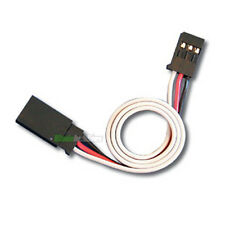 10CM Ultra Light Servo Extension Lead Cable Wire 32AWG For RC Plane UK Seller