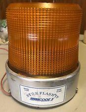 Code 3 Model LL400 Amber Beacon Light