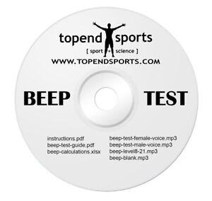 20m Beep Test CD