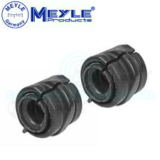 2x Meyle ARB Anti Roll Bar Bushes Front Axle Left and Right No: 11-14 615 0012