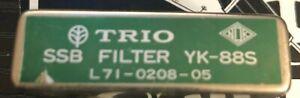 KENWOOD Trio YK-88 SSB FILTER solder type