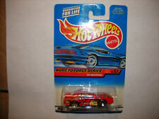 2000 Hot Wheels Kung Fu Force Series '99 Mustang Red 3sp #034 Rare FREE SHIP NIP
