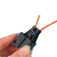 fiber optic loop female connector for MOST, P*US LD