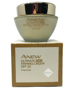 AVON Anew Ultimate Firming Day Cream SPF 25 with Protinol 50ml - 1.7oz.