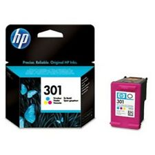 CARTUCCIA A GETTO D'INCHIOSTRO HP 301 TRI-COLOR CH562EE