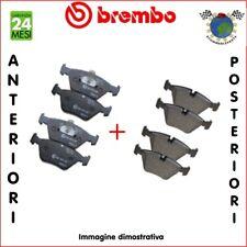 Kit Pastiglie freno Ant e Post Brembo HONDA CIVIC VI