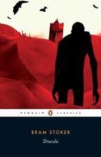 Dracula (Penguin Classics) by Bram Stoker Paperback Book New