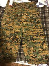Try-spec Woodland Digicam pants men's large regular