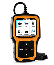 ANCEL AD410 Enhanced OBD II Vehicle Code Reader Automotive OBD2 Scanner Auto