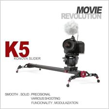 KONOVA KNK5120 K5 120cm Moving Canon Nikon DSLR Camera Video Photo Slider