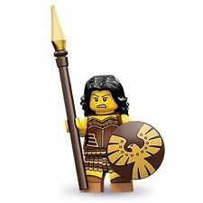 LEGO #71001 Mini figure Series 10 WARRIOR WOMAN