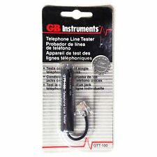 GB Instrument, Telephone Line Tester, GTT-100, 032076043643