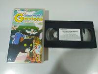 Historia de una Gaviota Luis Sepulveda Animacion - VHS Cinta Castellano - 3T