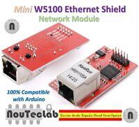 Mini W5100 LAN Ethernet Shield Network Module Board Best for Arduino