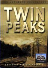 Dvd Twin Peaks - The Ultimate Collection - cofanetto box 10 dischi Usato