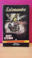 Fleuve Noir Anticipation N°131 Salamandra Kurt Steiner BON ETAT+