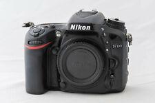 Nikon D7100 24.1 MP Digital SLR Camera - Black mint- low shutter clicks