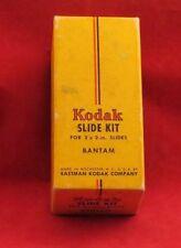 Vintage Kodak Slide Kit - Great Advertising Piece