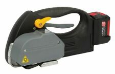 Optimax TVX-16 Heavy Duty Friction Weld Battery Powered Pallet Strapping Tool