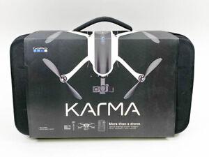 GoPro KARMA Drone HERO6 BLACK Camera Battery Case Controller Gimbal Grip Kit
