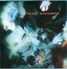 CD Musik - The Cure = Disintegration - 1989