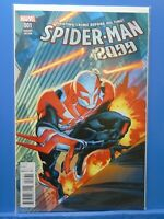 Spider-Man 2099 #1 Leonardi Variant Edition Marvel Comics CB9015