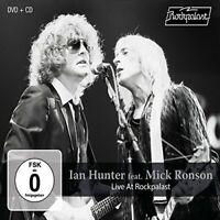 Ian Hunter Band Feat. Mick Ronson - Live At Rockpalast 1980 (CD+DVD Digipack)