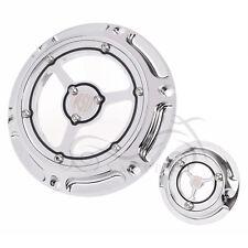 CNC Billet Aluminum RSD Derby Timing Timer Cover For Harley Sportster XL883 1200