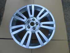 "Genuine Freelander 2 19"" Silver 7 Split Spoke Alloy Wheel. BRAND NEW. LR007803"