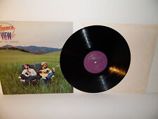 """America ~ """"View From The Ground"""" - LP 1982 Capital Records"""