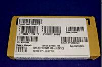 F/S E10GSFPLR Original Intel 10G LR Ethernet SFP+ 1310nm 10km Optics X520 X710