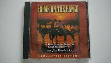 Jim Hendricks - Home on the Range -  CD