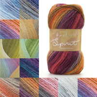 Sirdar Hayfield Spirit DK Double Knitting 100g Ball Knit Craft Yarn