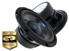 """CDT Audio CL-6MSUB.2 6.5"""" Coated Carbon Reinforced Cone 2 Ohm Subwoofer Pair (2)"""